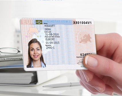 Online tool to submit the EU Blue Card application form